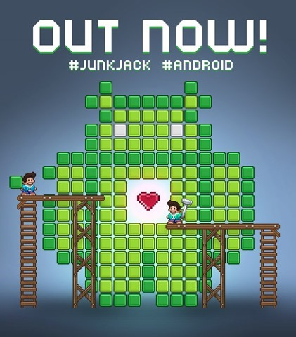 Junk Jack Android Game 2