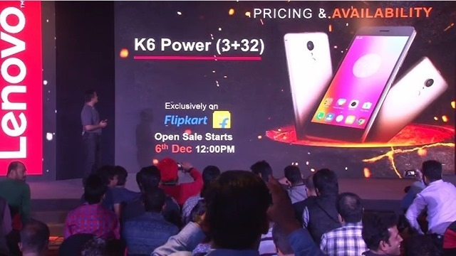 K6 Power India sale