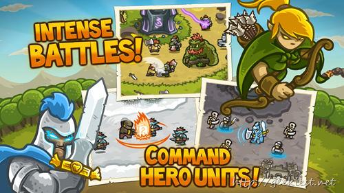 Kingdom Rush Android tower defense game goes Free 2