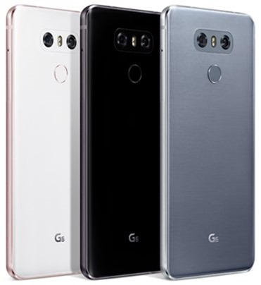 LG G6 Official 2