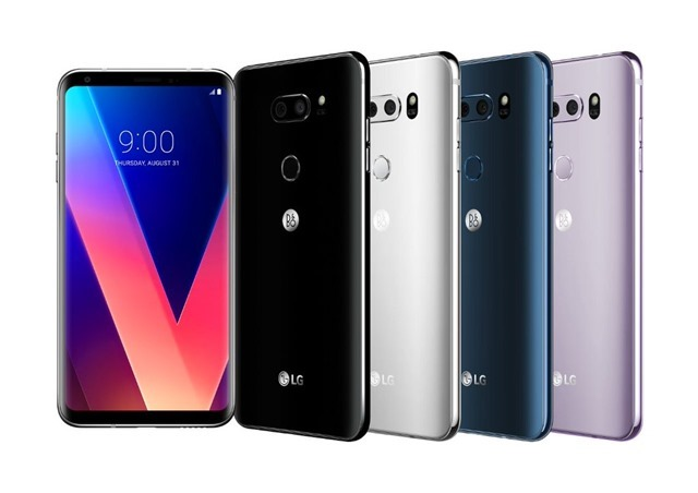 LG V30 leaked ahead of launch