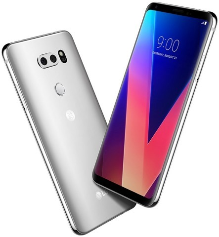 LG V30 officially announced 2