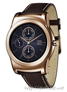 LG Watch Urbane Wearable Smart Watch Available in India