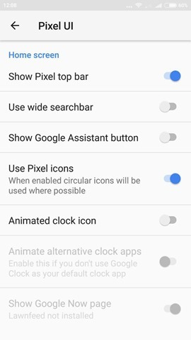 Lawnchair Launcher Android 5