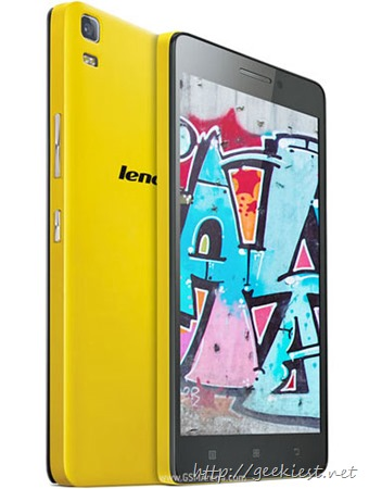 Lenovo K3 note launched for INR 9999