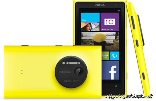Lumia Cyan Update for 1020 and 520 in India