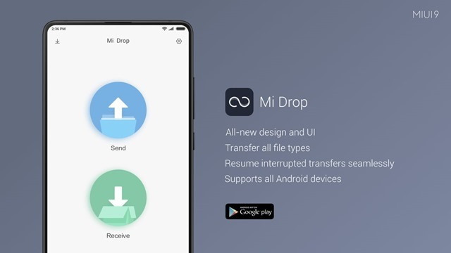 MIUI 9 Global version announced, to roll out in India from tomorrow