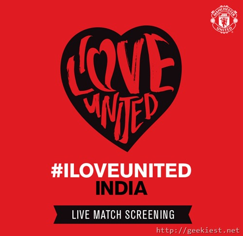 Manchester United and Liverpool is coming to Bangalore