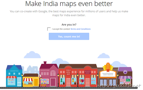 Mapathon 2013  - Help Google to make Maps better and win prizes- India Only