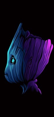 Marvel-Comics-Groot-Wallpaper-Samsung-Galaxy-Note10