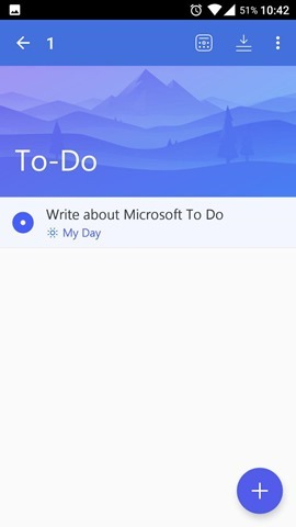 Microsoft To-Do 3