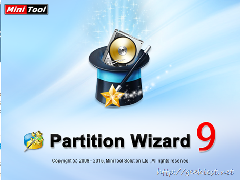 MiniTool Partition wizard 9.0 Review and Giveaway