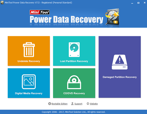 MiniTool Power Data Recovery Personal Standard review