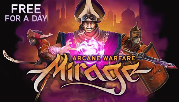 Mirage Arcane Warfare Free-for-a-Day