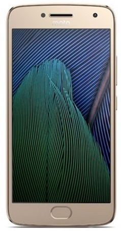 Moto G5 Plus Official