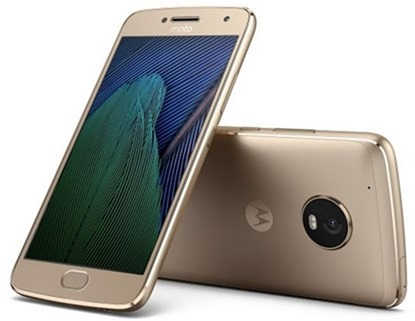 Moto G5 Plus Official 2