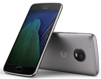 Moto G5 Plus Official 4