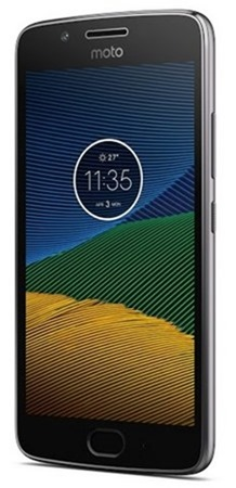 Moto G5 official
