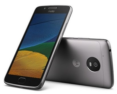 Moto G5 official 4