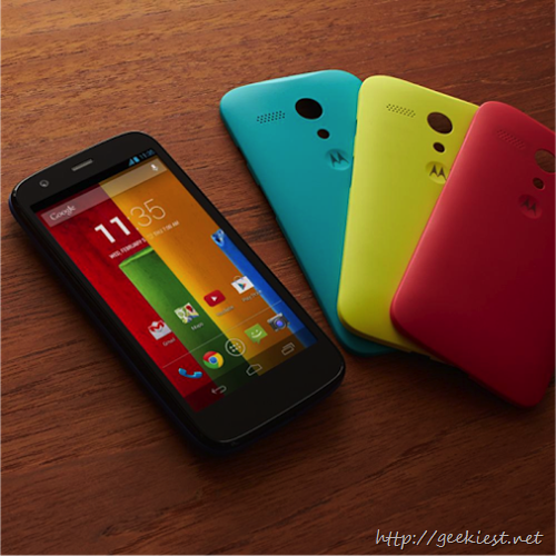 Moto G will be available via Flipkart from 6th February 2014