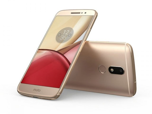 Moto M press render