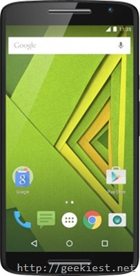 Moto X Play–Available at Flipkart