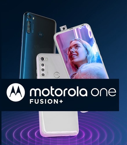 Motorola One Fusion plus Availability, Specs and Price