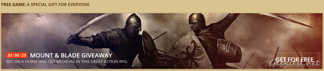 Mount and Blade Free Full Version