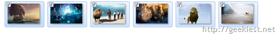 Narnia windows 7 theme