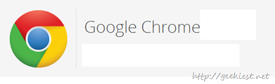 New Google Chrome with mute noisy tabs option