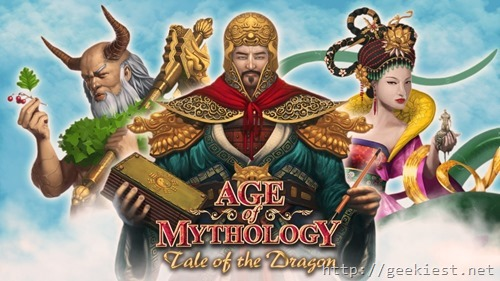 New expansion for Age of Mythology - Tale of the Dragon