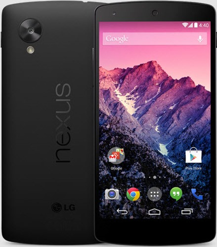 Nexus 5 available in Indian Play store