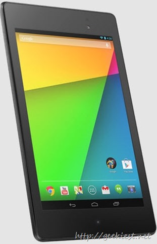 Nexus 7 available in India