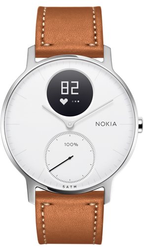 Nokia Steel HR white