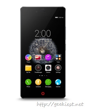 Nubia Z9 Mini Android phone available in India now