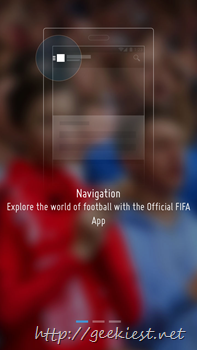 Official FIFA Application for Android 1