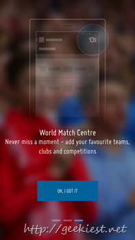 Official FIFA Application for Android 4