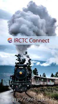 Official IRCTC APPlication for Android