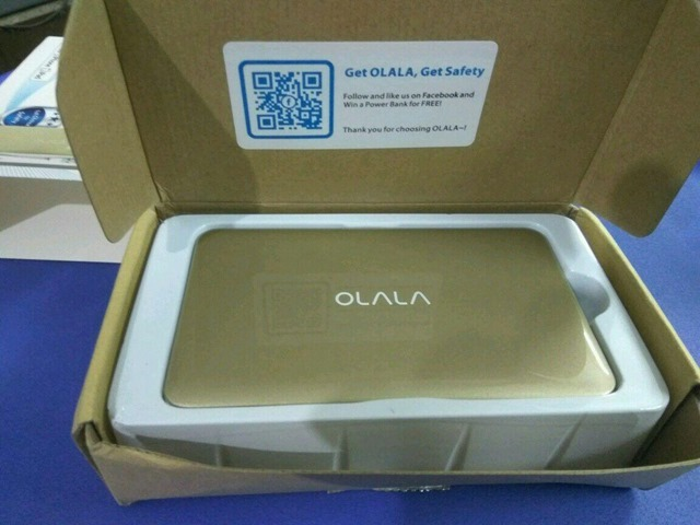Olala Powerbank review 11