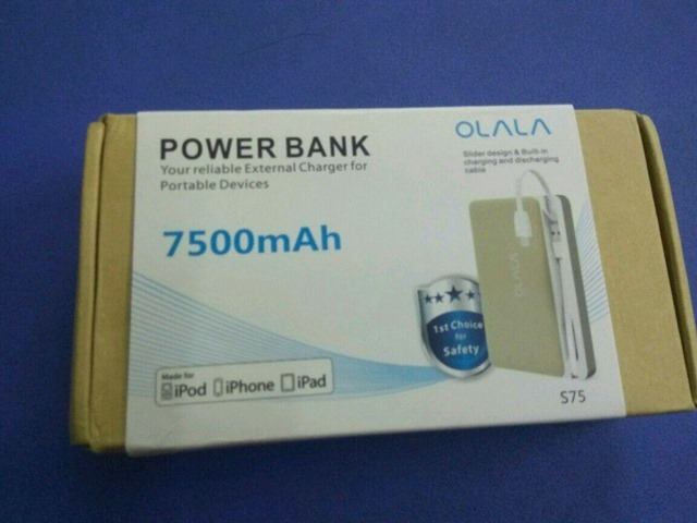 Olala Powerbank review 4
