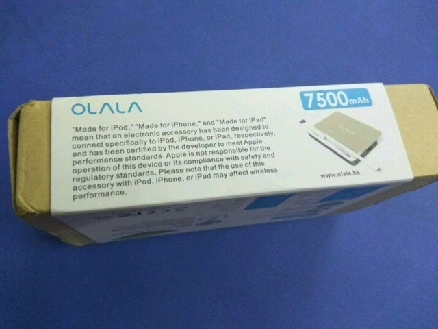 Olala Powerbank review 5
