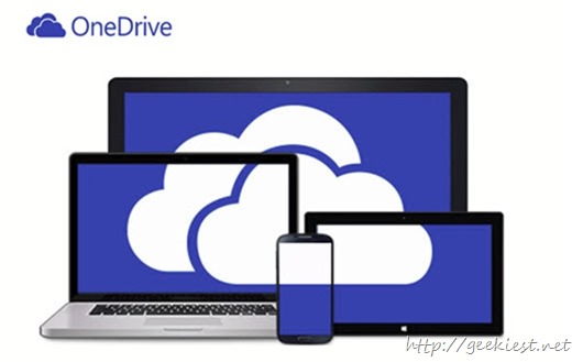 OneDrive - Get 20GB Additional storage space