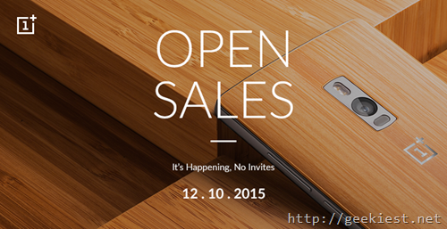 OnePlus 2 - The First Ever Open Sale
