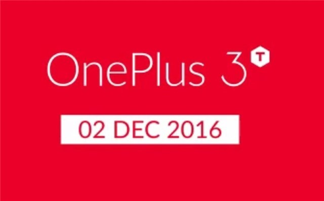 OnePlus 3T India Launch