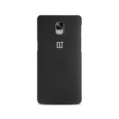 OnePlus 3T Protective Case Karbon
