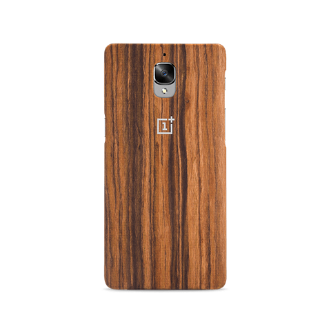 OnePlus 3T Protective Case Rosewood