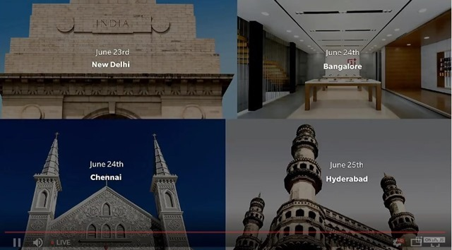 OnePlus 5 India Pop up Event