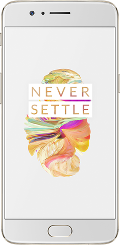 OnePlus 5 Soft Gold Limited Edition