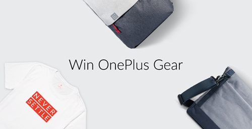 OnePlus Gear Giveaway for India And USA
