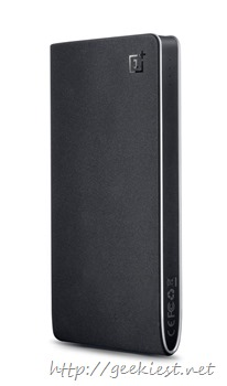 OnePlus Powerbank available on Amazon India